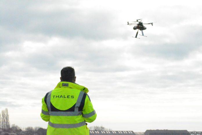 Drones με υδρογόνο για μεγαλύτερης διάρκειας πτήσεις