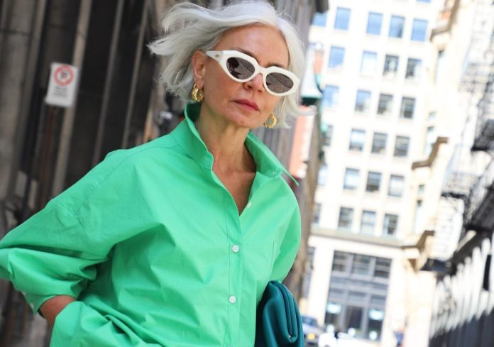 Grece Ghanem: H 55άχρονη Instagrammer που παραδίδει μαθήματα στυλ σε όλες τις γυναίκες