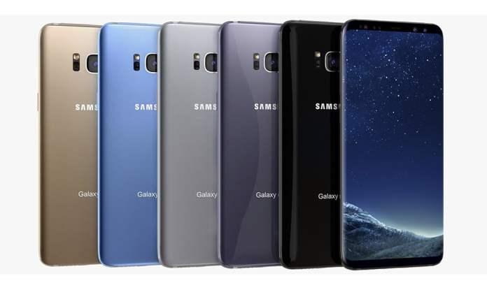 Samsung Galaxy S8: Θα λάβει το τελευταίο Update 4 χρόνια μετά