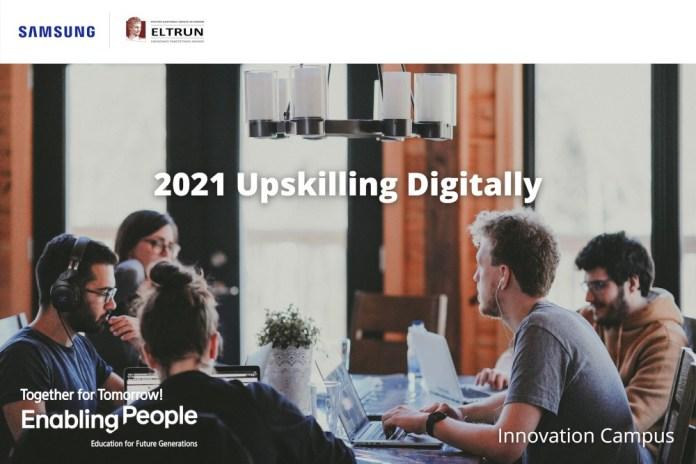Ξεκίνησε το Samsung Innovation Campus: Upskilling Digitally