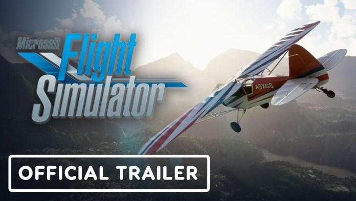 Microsoft Flight Simulator: Κυκλοφορεί 27 Ιουλίου για Xbox Series X/S [E3 2021]