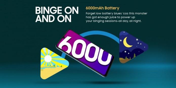 Samsung Galaxy M32: Επίσημα με μπαταρία 6000 MAh