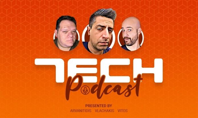 Tech Podcast: Ψηφιακό πορτοφόλι, IPhone 13, Harmony OS, Windows 11 [S01E37 – 03/06/2021]