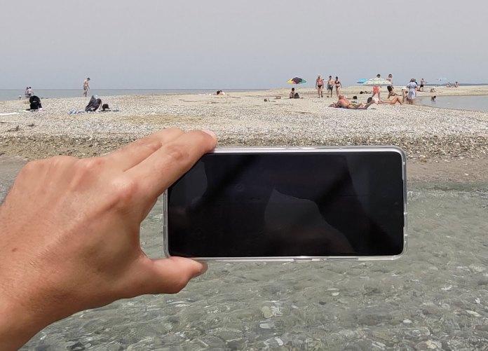 Samsung Galaxy S21 Ultra Posidi Cape