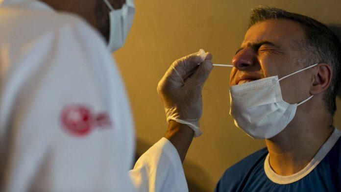 Δεκατρία θετικά στη Μαγνησία από τα Rapid Tests σήμερα