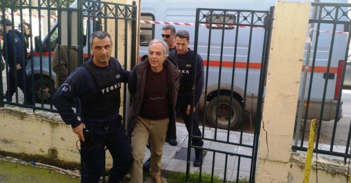 Δημήτρης Κουφοντίνας: Αίτημα αποφυλάκισης από τον «Λουκά» της 17Ν