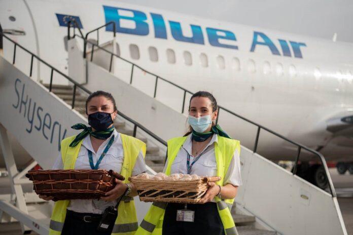 Η ρουμάνικη «Blue Air» θα πετάξει στη Σκιάθο το καλοκαίρι του 2022