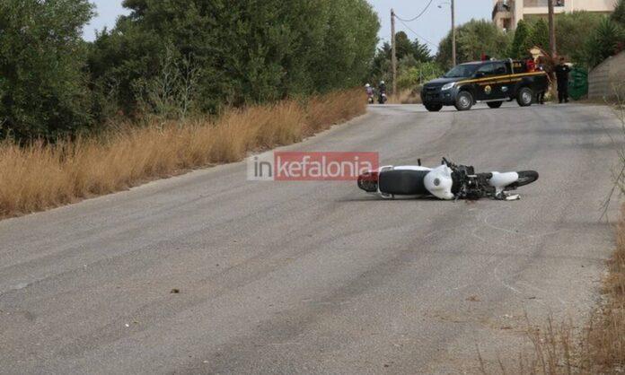 Θανατηφόρο τροχαίο με τρεις νεκρούς στην Κεφαλονιά