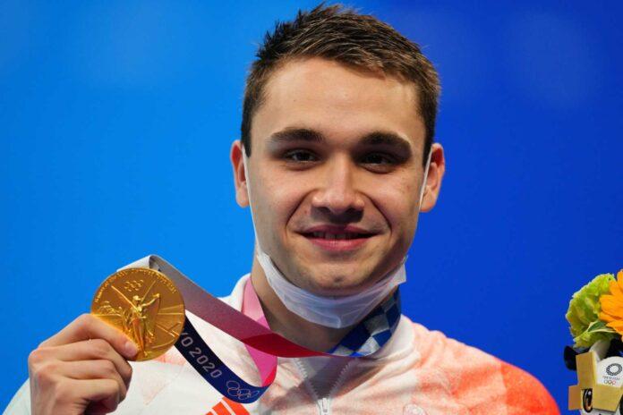 Ο Ούγγρος Κριστόφ Μίλακ έσπασε το ρεκόρ του Μάικλ Φελπς