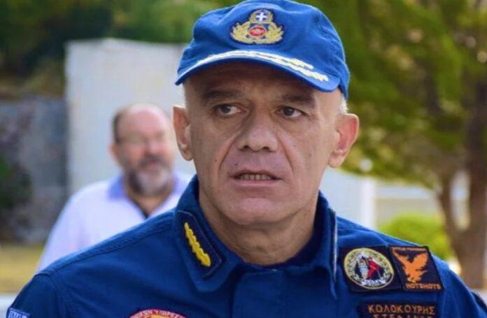 Αρχηγός Πυροσβεστικής: Δύσκολη νύχτα σε Ηλεία, Εύβοια – Σε ύφεση η Αττική