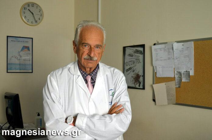 Γουργουλιάνης στο «Magnesianews»: «Άκρως ανησυχητική η συγκέντρωση μικροσωματιδίων»