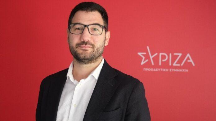 Ηλιόπουλος σε Πελώνη: «Μας ενημέρωσε ότι δεν θα μας ενημερώσει για τίποτα»