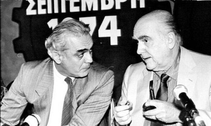Ο «άγνωστος» Άκης Τσοχατζόπουλος: Ο ωραίος Μπρούμελ που παραλίγο να γίνει πρωθυπουργός