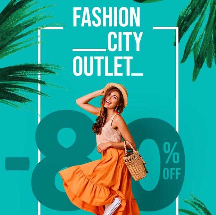 Fashion City Outlet: Τελευταίες ημέρες Καλοκαιρινών Εκπτώσεων