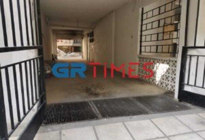 Έκρηξη σε υποσταθμό της ΔΕΗ σε ισόγειο πολυκατοικίας Έντρομοι οι ένοικοι βγήκαν στον δρόμο