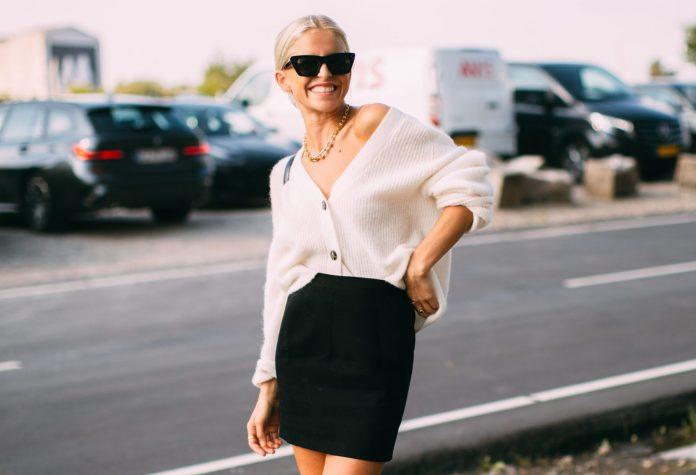 Έτσι θα φορέσεις τη ζακέτα τις πρώτες φθινοπωρινές ημέρες #stylingtips