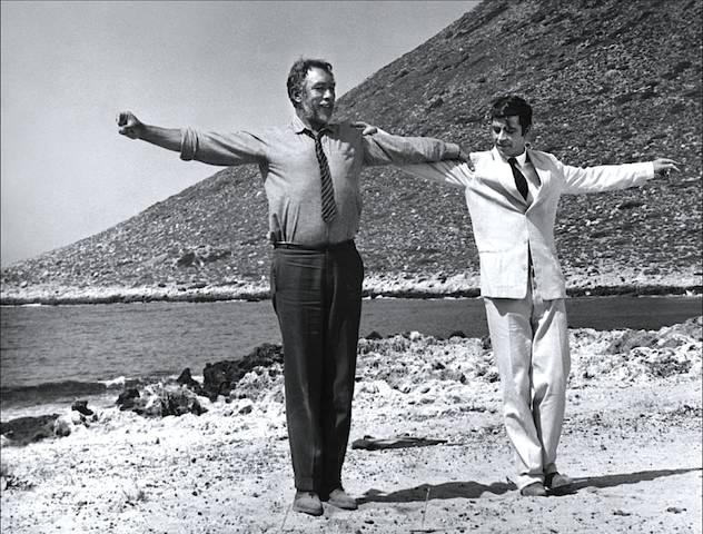 Οι κινηματογραφικές μελωδίες του Μίκη Θεοδωράκη που ταξίδεψαν την Ελλάδα σε όλον τον κόσμο