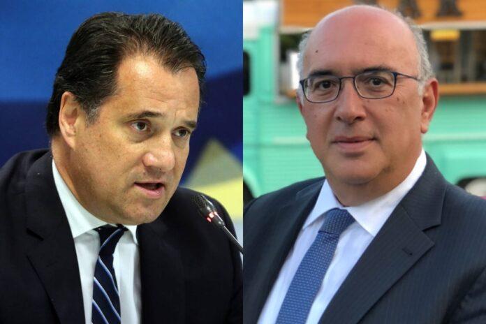 Στον Βόλο το Σάββατο Άδωνις Γεωργιάδης και Μιχάλης Παπαδόπουλος