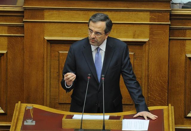 ΣΥΡΙΖΑ: Ο Σαμαράς αμφισβητεί ευθέως τον Μητσοτάκη – Προεκλογική απάτη οι Πρέσπες