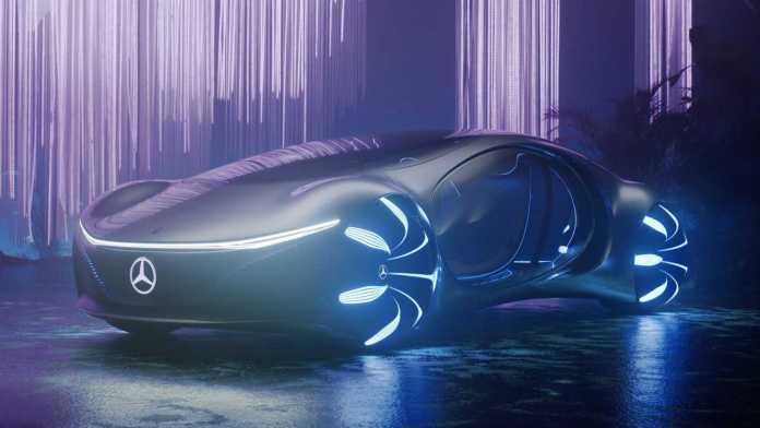 H Mercedes Benz δημιούργησε αυτοκίνητο που διαβάζει το μυαλό