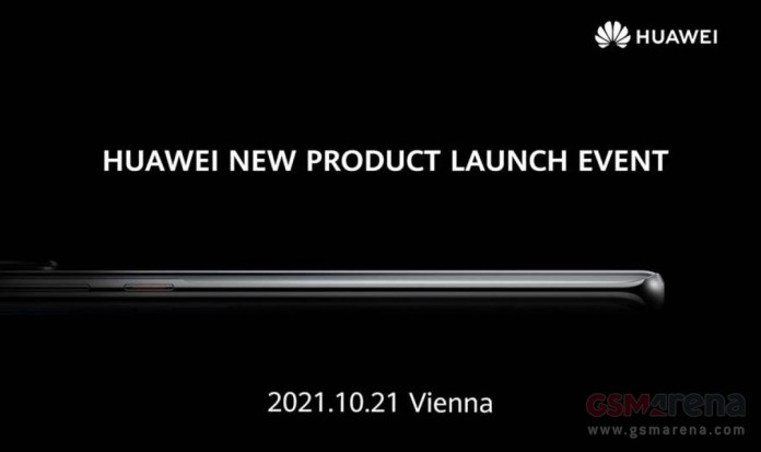 Huawei: Ετοιμάζει παρουσίαση για την 21η Οκτωβρίου