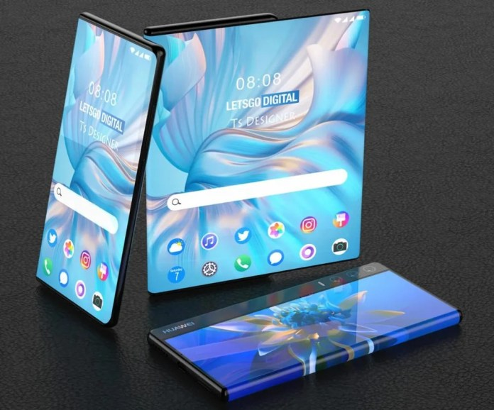 Huawei Mate X Rollable: Εμφανίζεται σε Concept Video