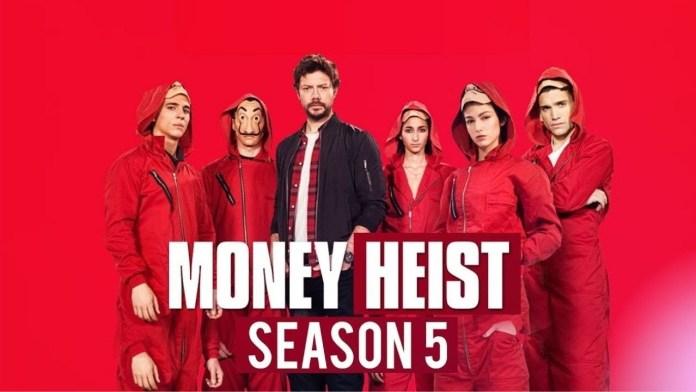 La Casa De Papel: Πρεμιέρα για την 5η σεζόν στο Netflix