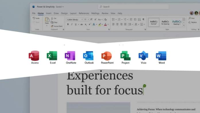 H Microsoft ανακοινώνει τις εκδόσεις και τις τιμές του Office 2021