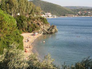 Lagoudi beach-Afissos