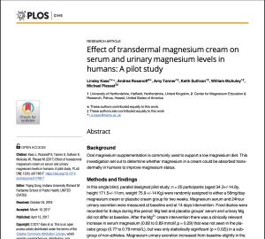 経皮マグネシウム吸収の効果-1