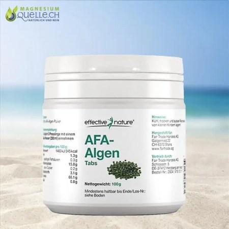 AFA Algen kaufen Tabs