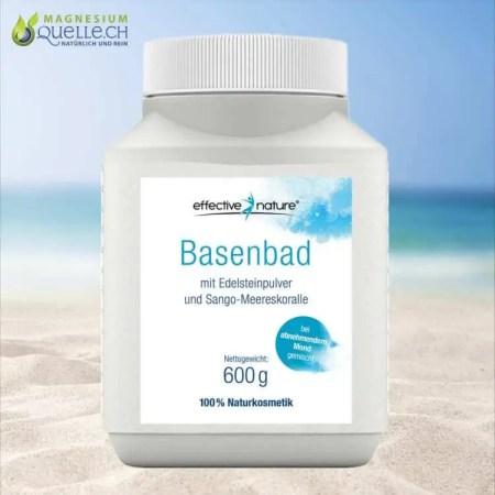 Basenbad mit Edelsteinpulver und Sango Koralle 600 g kaufen