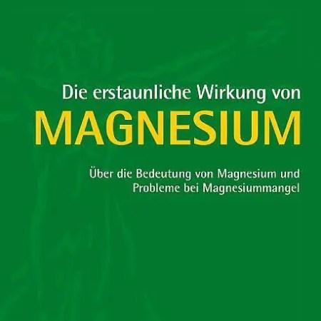 Buch Die erstaunliche Wirkung vom Magnesium Magnesiumchlorid Ana Maria Lajusticia Bergasa