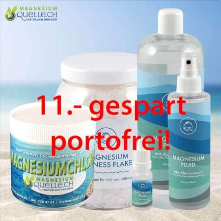Magnesiumöl Zechstein Magnesium Fluid Set 5 kaufen