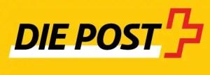 Versand direkt durch die Post