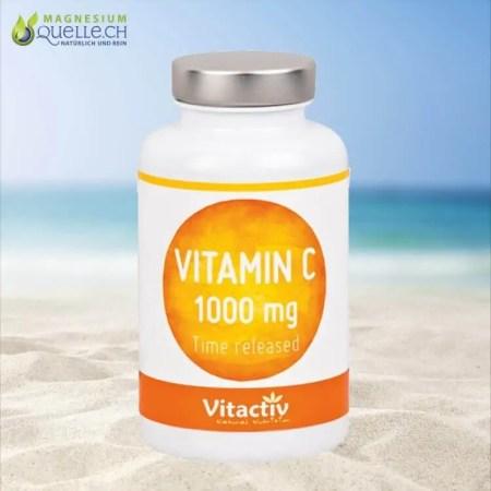 Vitamin C Kapseln kaufen Schweiz