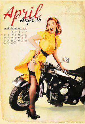 Календарь с девушками на заказ_10