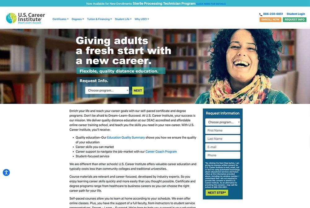 U.S. Career Institute