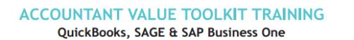 quickbooks sage pastel SAP Training