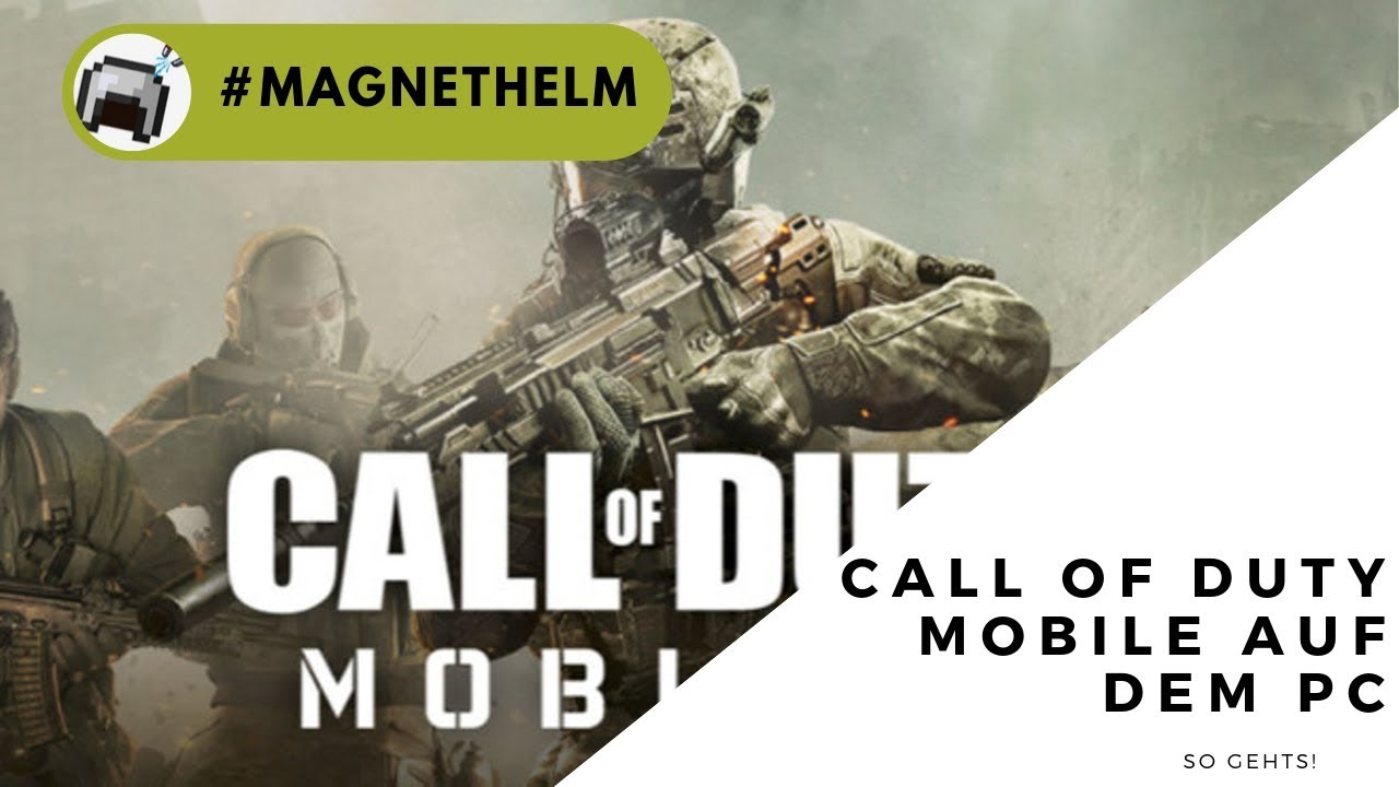 Call of Duty Mobile auf PC Titelbild