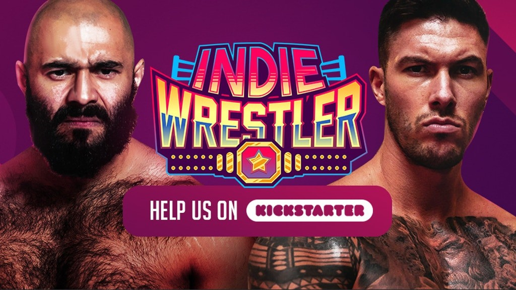 Indie Wrestler Game Cover