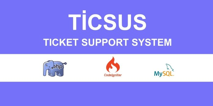 Ticsus Ticket support system titelbild