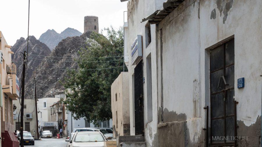 Muscat - Mutrah