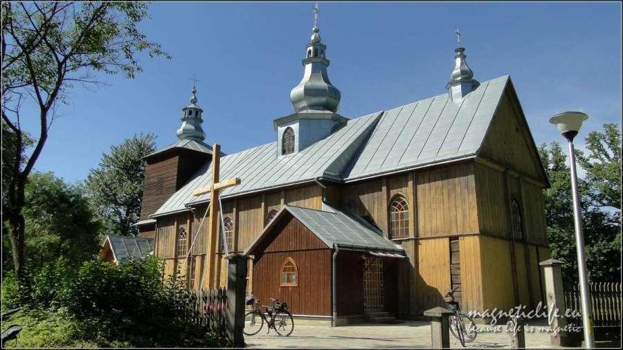 Kościół wMonasterzcu