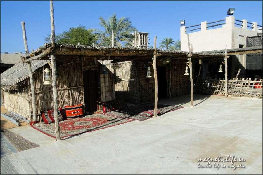 Tradycyjny dom Arish