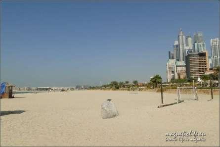 Plaża Jbr beach