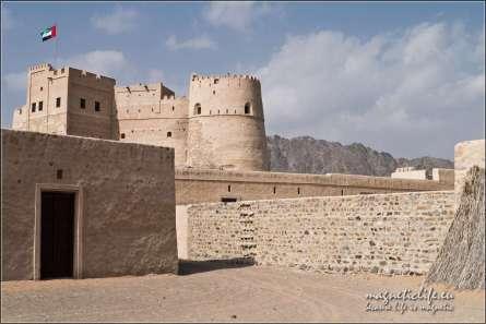 W środku fortu