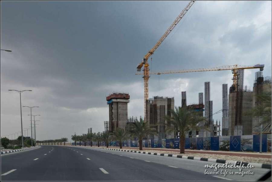 Ras al-Chaima budowa