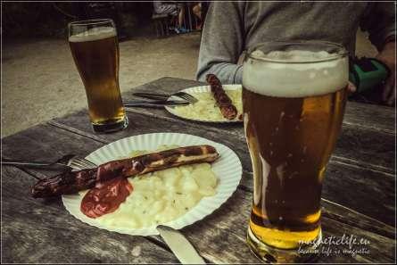 Tradycyjne niemieckie danie