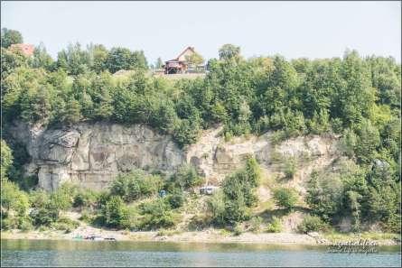 Jezioro Rożnowskie miejscówka nadziko